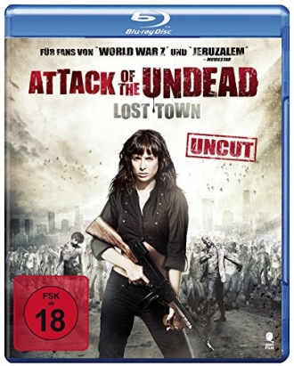 : Attack of the Undead Lost Town 2014 sm complete Bluray untouched german dl hda