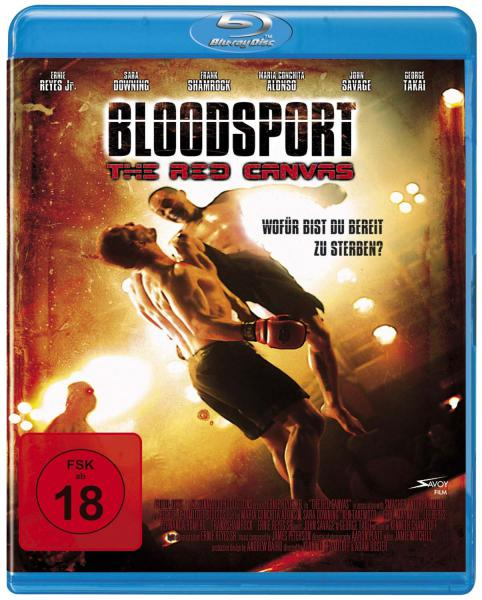 : Bloodsport The Red Canvas 2009 German 1080p BluRay x264 DETAiLS