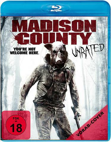 : Madison County unrated german 2011 dts 720p BluRay x264 gorehounds