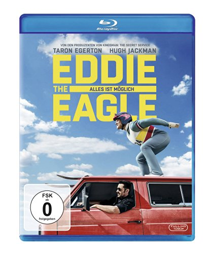 : Eddie the Eagle Alles ist moeglich 2016 German Dl Dts 720p BluRay x264 - CiNeviSiOn
