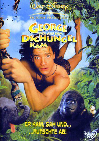 : George der aus dem Dschungel kam 1997 German dl 1080p hdtv x264 TiPToP