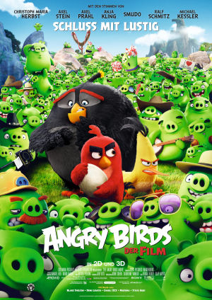 : Angry Birds Der Film 3D 2016 German Dl 720p BluRay x264-Etm