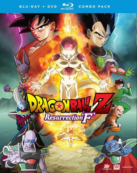 : Dragon Ball z Resurrection f BDRiP md German x264 stars