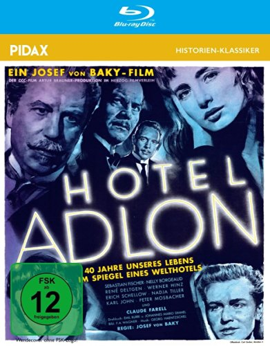 : Hotel Adlon 1955 German 720p BluRay x264 - iFpd