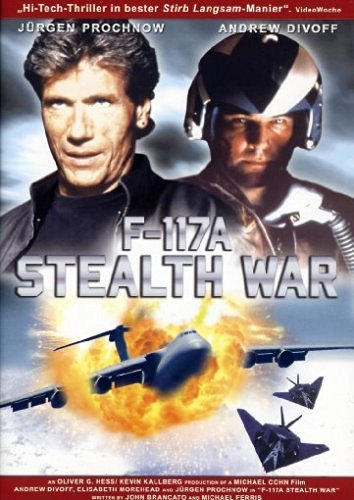 : F 117A Stealth War Remastered German 1992 BdriP x264 - Wombat