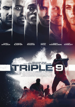 : Triple 9 German 2016 Ac3 BdriP x264-Xf