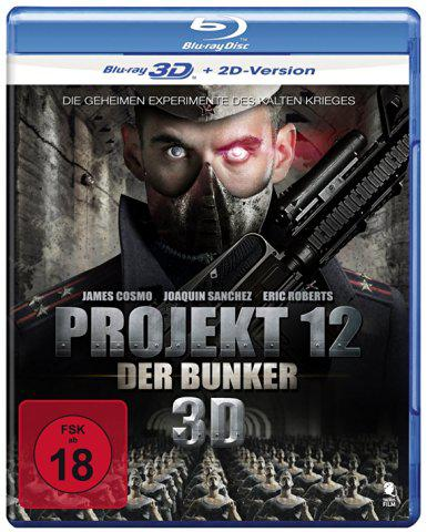 : Projekt 12 Der Bunker 3d 2016 German dl 720p BluRay x264 LizardSquad