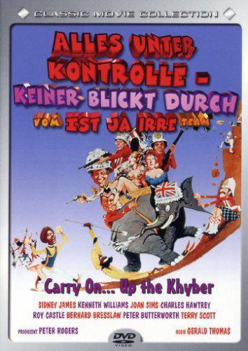 : Carry On Alles unter Kontolle Keiner blickt durch 1968 german DVDRiP XviD rc