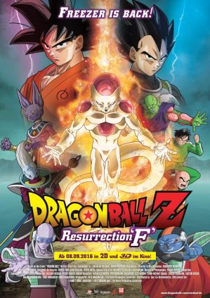 : Dragon Ball Z Resurrection F BdriP Md German x264-Stars
