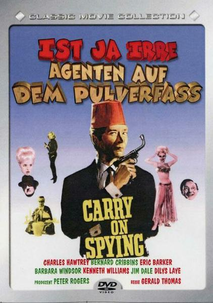 : Carry On Agenten auf dem Pulverfass 1964 german DVDRiP XviD rc