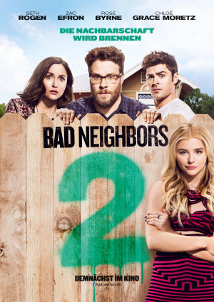 : Bad Neighbors 2 German 2016 Bdrip x264-Roor