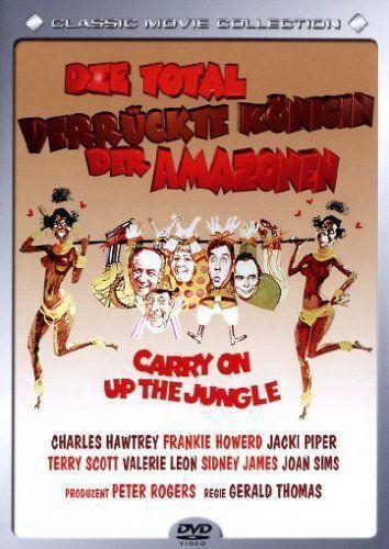 : Carry On Die total verrueckte Koenigin der Amazonen 1970 german DVDRiP XviD rc