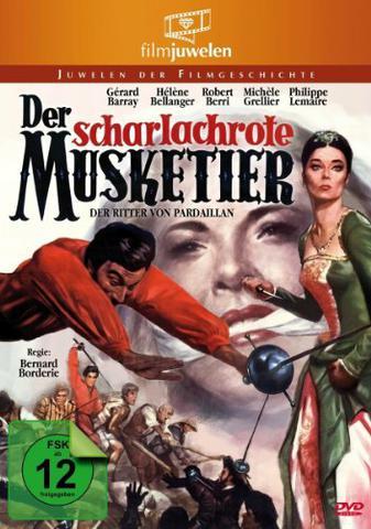 : Der scharlachrote Musketier german 1962 dvdrip x264 DUDi