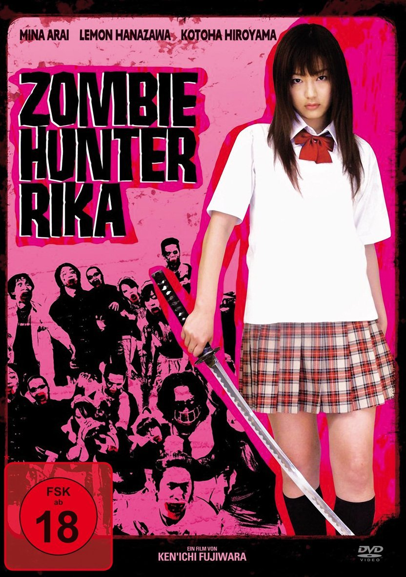 : Zombie Hunter Rika German 2008 Ac3 Dvdrip x264-iMperiUm