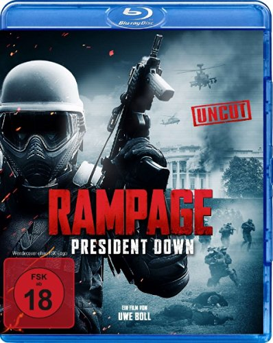 : Rampage President Down 2016 German Dts Dl 1080p BluRay x264 - CoiNciDence