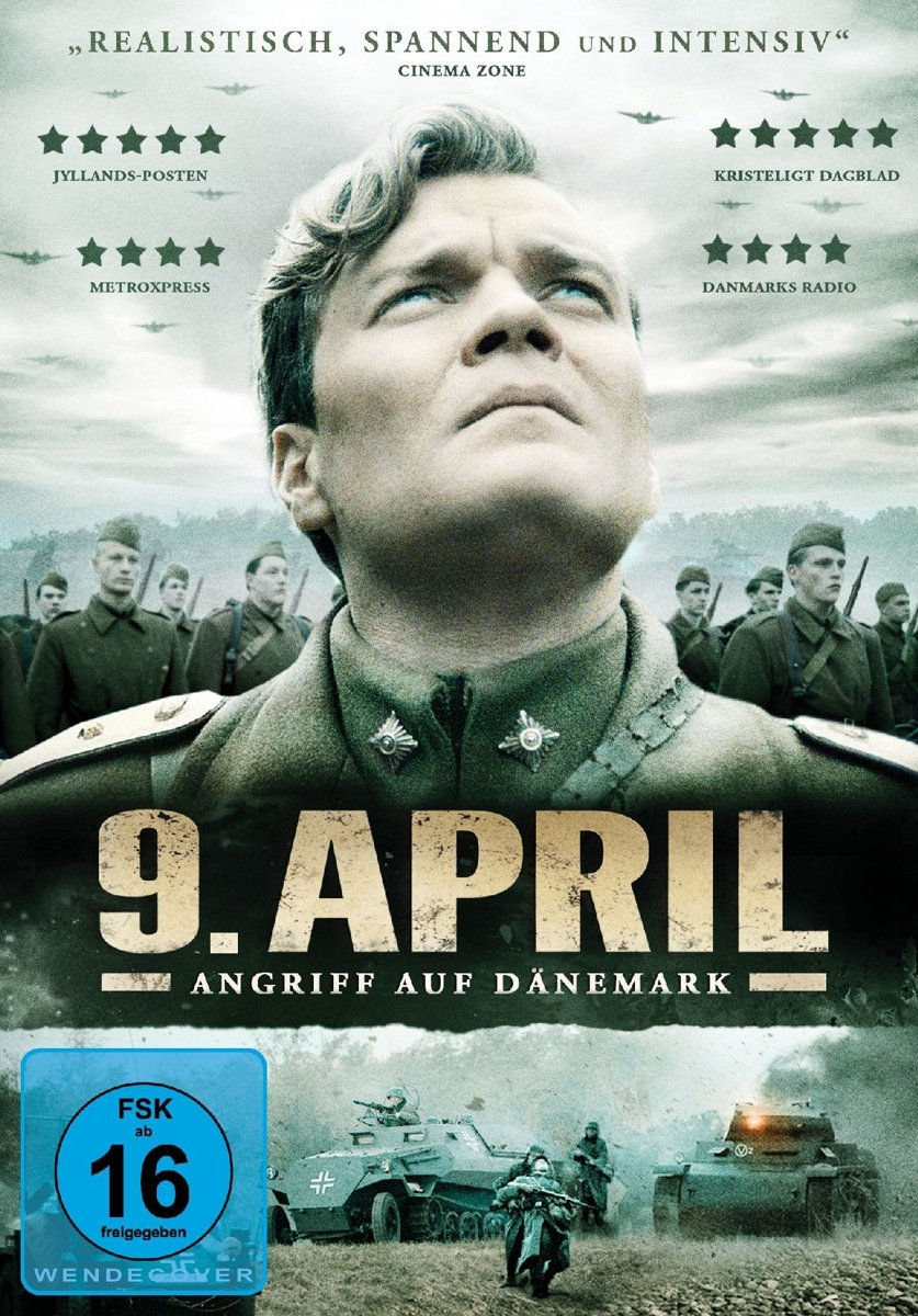 : 9 April Angriff auf Daenemark German 2015 Bdrip x264-Roor