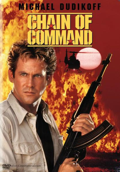 : Chain of Command uncut bootleg German 1994 DVDRiP XViD pl4sm4
