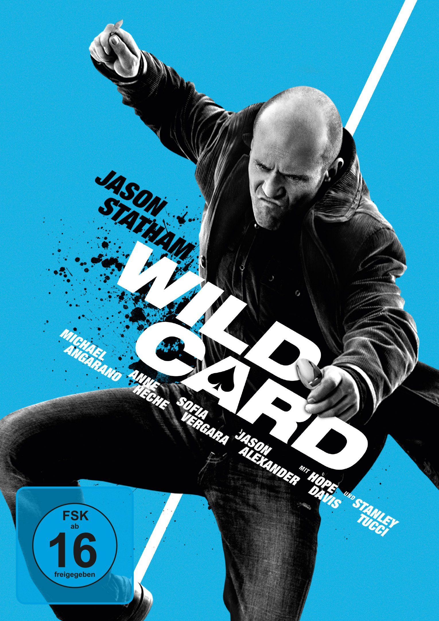 : Wild Card Extended German 2015 Ac3 Bdrip x264-CoiNciDence