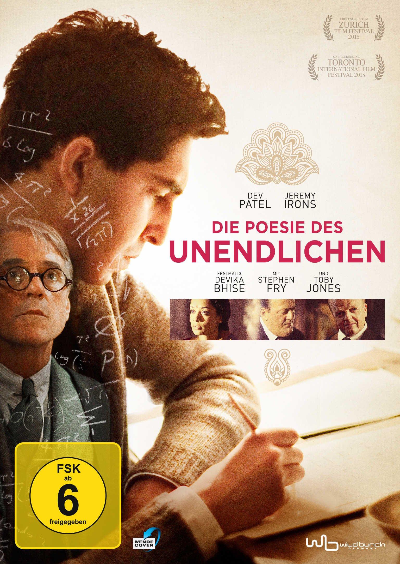 : Die Poesie des Unendlichen German 2015 Ac3 BdriP x264-Xf