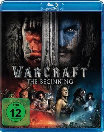 : Warcraft The Beginning 2016 German dl 1080p BluRay avc remux