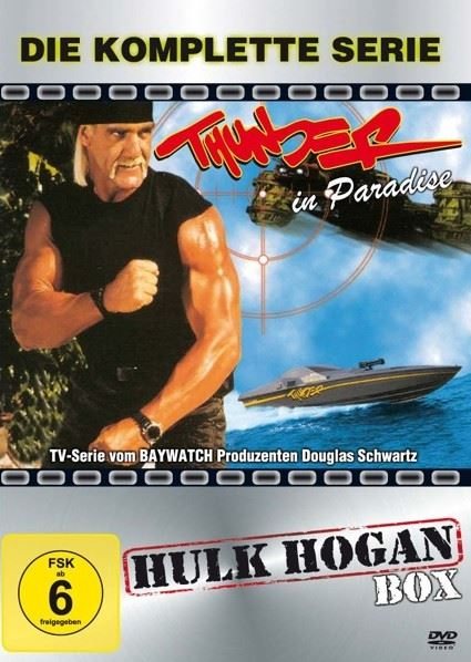 : Thunder in Paradise complete German DVDRip XviD iND