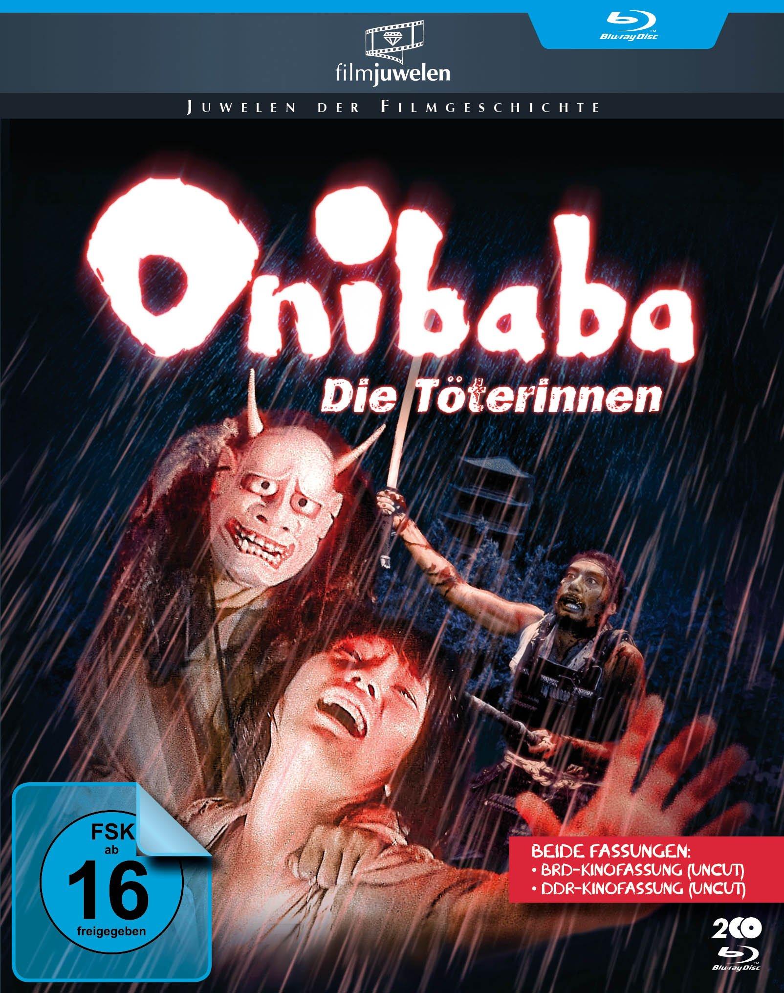 : Onibaba Die Toeterinnen Uncut German 1964 DvdriP x264-Nge