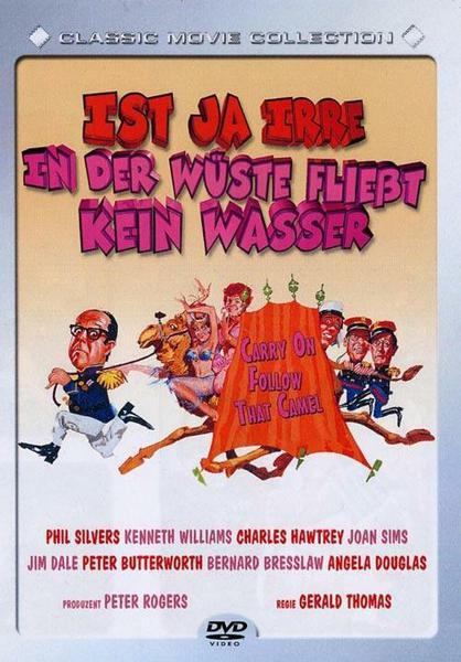 : Carry On In der Wueste fliesst kein Wasser 1967 german DVDRiP XviD rc