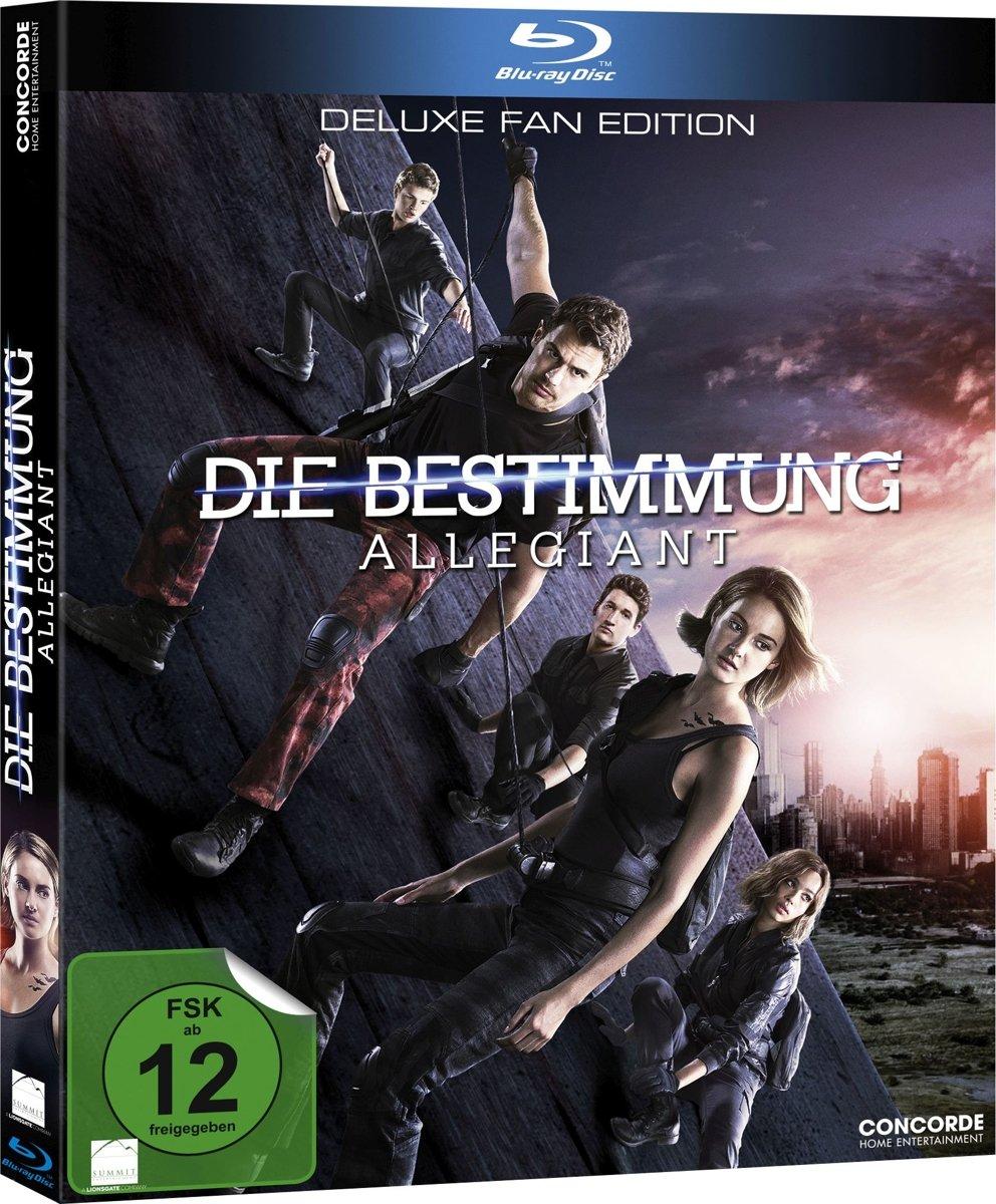 : Die Bestimmung Allegiant German 2016 Ac3 BdriP x264-Xf