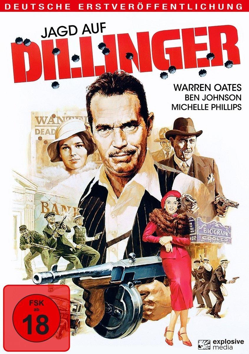 : Jagd auf Dillinger 1973 German Bdrip x264-MonobiLd