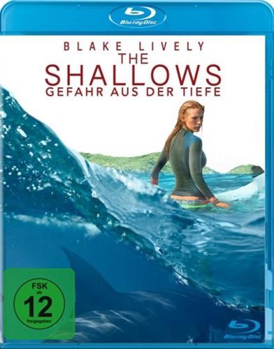 : The Shallows Gefahr aus der Tiefe BDRip ac3ld German XViD ps