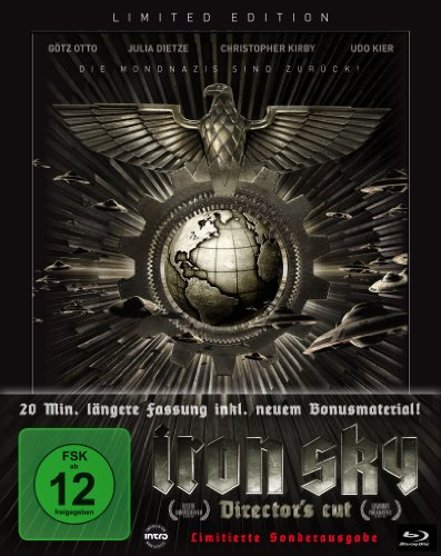 : Iron Sky dc 2012 dual complete bluray RetailBD