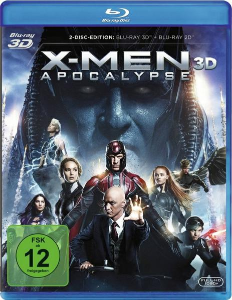 : x Men Apocalypse 2016 3d hou German dts dl 1080p BluRay x264 repack Pate