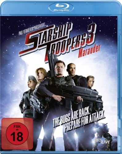 : Starship Troopers 3 Marauder 2008 German Dl Complete Bluray - iNd
