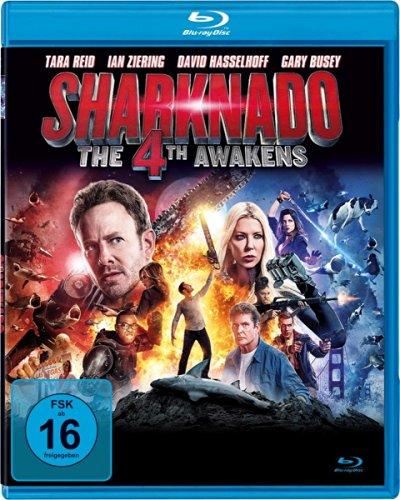 : Sharknado 4 The 4th Awakens 2016 German Dl 1080p BluRay Avc - XqiSiT