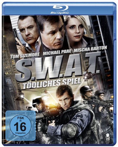 : Swat Toedliches Spiel 2015 German Dl 1080p BluRay x264 - MoviEiT