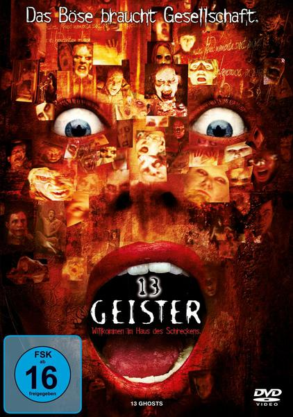 : 13 Geister German ac3 HDRip x264 FuN