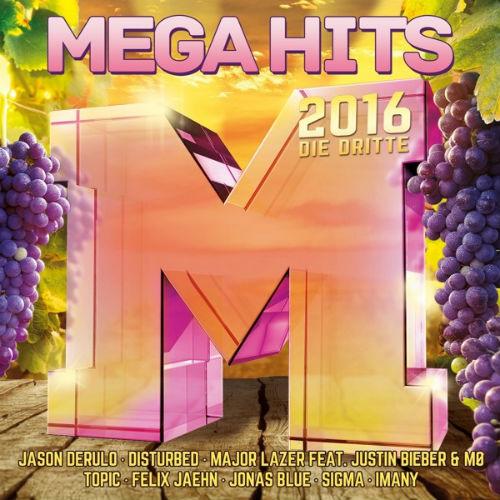 VA - Megahits 2016 - Die Dritte (2016)
