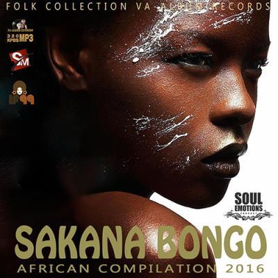 Sakana Bongo: Afric Folk Mix (2016)