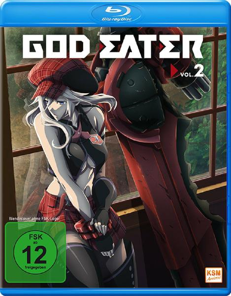 : God Eater e01 Lenka Utsuki German 2015 ANiME dl BDRiP x264 stars