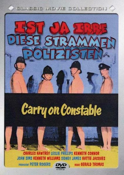 : Carry On Diese strammen Polizisten 1960 german DVDRiP XviD rc
