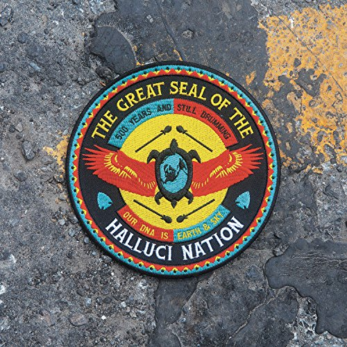 A Tribe Called Red - We Are the Halluci Nation (2016)