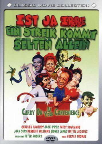 : Carry On Ein Streik kommt selten allein 1971 german DVDRiP XviD rc