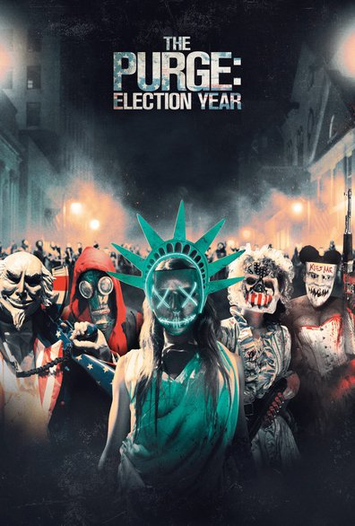 : The Purge 3 Election Year 2016 German Bdrip Ac3 LiNe Dubbed XviD-CiNedome