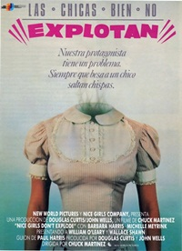 Хорошие девочки не взрываются (1987) DVDRip