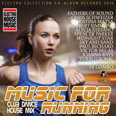 Music For Running: Club House Mix (2016)