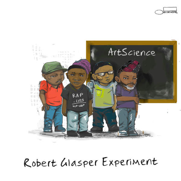 Robert Glasper Experiment - ArtScience (2016)