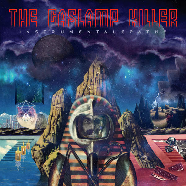 The Gaslamp Killer - Instrumentalepathy (2016)