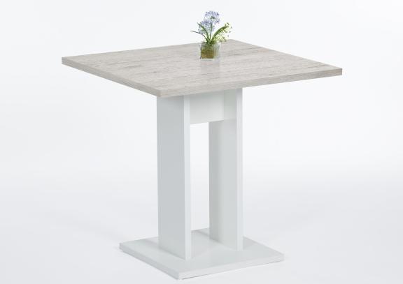 Esstisch Marie Tisch K Chentisch Ein Fu Quadratisch