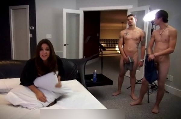Rachel Steele - Milf and Two Boys 1692