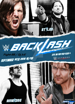 : Wwe Backlash 2016 German DL WS WebHD x264-Hellno